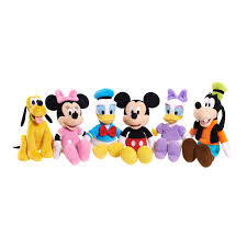disney standard bean plush assorted items