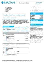 fake bank statement for loan