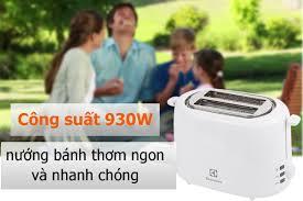 Lò Nướng Bánh Mì Electrolux ETS1303W - Hàng chính hãng