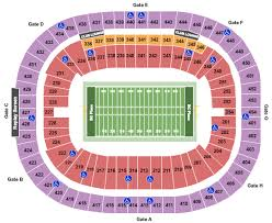 Bc Place Seating Chart Bc Place Stadium Seating Charts