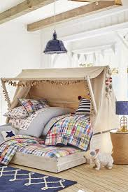Create the ultimate hideout with beds that inpire make believe camping  adventures - adorable! Pottery Barn KidsKid ...
