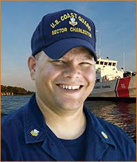 Marine Science Technician Anthony Clark Winner Coastguard Service Members Of The