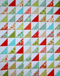 half-square triangle quilt patterns   Free Quilt Patterns & Get free pattern supposecreatedelight.com Adamdwight.com