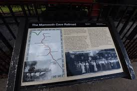 the vacation part kentucky s mammoth cave and its railroad  i have to start this first part of this story an apology to readers of my feature story in trains 2001 edition about railroads and the