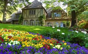 Garden House Wallpapers - Top Free ...