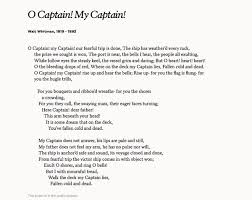 college application essay topics for o captain my captain essay if there people somehow finds out the history of the world the people will riot against mustapha mond and captain beatty