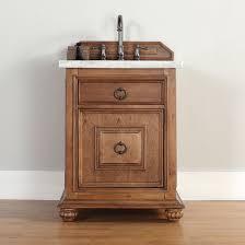 bathroom vanity no top. James Martin 26-inch Single Brown Bathroom Vanity (No Top), Size Vanities No Top L