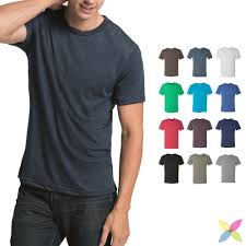 Details About New Next Level Mens Tri Blend Crew Neck Tee Soft Stretchy T Shirt 6010