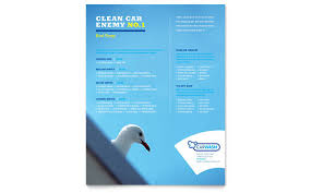 Car Wash - Flyer Templates - Word & Publisher
