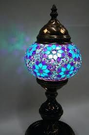 turkish light fixtures glass mosaic pendant