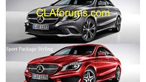 Mercedes benz northern lights aurora borealis nordic lights aurora. 2014 Mercedes Benz Cla Order Guide Leaked Autoblog