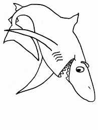 Small Picture Shark Coloring Pages Sharks Coloring Pagesgif Page mosatt