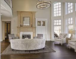 pretty french style decor 8 living room design with orgeous modern crystal chandelier