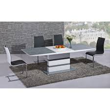 marble extendable dining table black marble extendable dining table marble round extendable dining table grey marble extendable dining table extendable