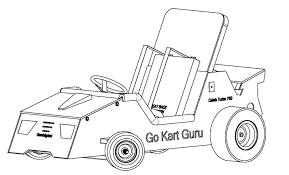 wood go kart