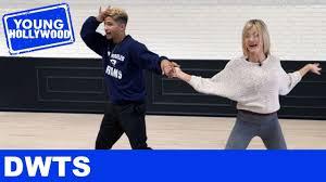 Jordan Fisher: The Big Difference Between Broadway \u0026 DWTS! - YouTube