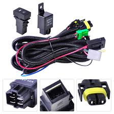 Ford Focus Fog Lights Switch Us 12 95 13 Off Dwcx Wiring Harness Sockets Wire Switch For H11 Fog Light Lamp For Ford Focus 2008 2014 Acura Tsx 11 14 Nissan Cube 2009 2015 In Car