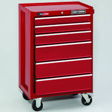 Craftsman 6 Drawer Rolling Cabinet Sears Outlet Tool Cabinets Best Home Furniture Decoration