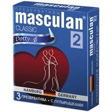 <b>Презервативы Masculan 2 Classic</b> №3 Dotty с пупырышками - «18 ...