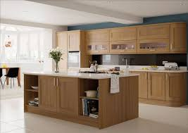 Kitchen Island With Storage On Back And No Bar Stools