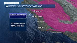 Excessive heat warning will remain in ...