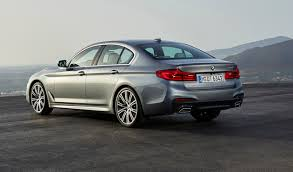 new car release singaporeNew BMW 5 Series  all the details