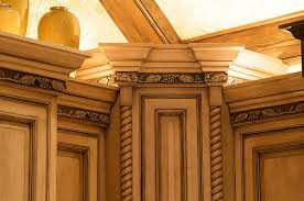 Kitchen Molding Ideas Cabinet Trim Moulding And Accent Cabinet