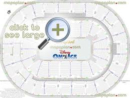 Disney On Ice Seating Chart Oracle Arena 13 Unmistakable Oracle Arena Entrance Map