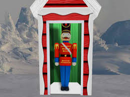... Toy%20soldier%20guard%20house%20ad%20pic3. RE One Prim Christmas Toy  Soldier ...