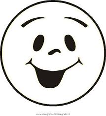 Disegno Smile04 Misti Da Colorare