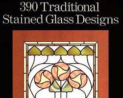 Stained Glass Pattern Books Enchanting Stained Glass Pattern Books Yenra