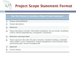 Preliminary Scope Example How To Do A Project Creep Case Study ...