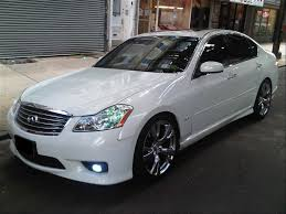2006 Infiniti M35x with M56s 20' rims - Nissan Forum | Nissan Forums