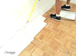 post laminate floor paint non slip coating how to remove from wood hardwood cleaning l