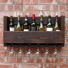 wall wine rack wood s wall wine rack wood target wall mount wine glass rack wood