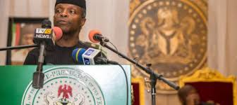 Osinbajo has assented to seven bills
