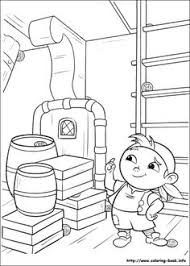 jake and the never land pirates coloring pages and crafts disney