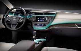 2016 avalon interior. Wonderful 2016 The Topoftheline Limited Trim Comes With Optional Safety Equipment Such  As Automatic Highbeam Headlights A Collision Warning System Lane Departure  For 2016 Avalon Interior A