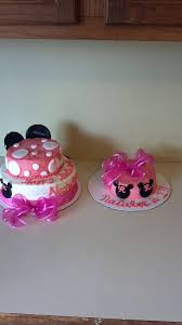introduction easy minnie mouse cake