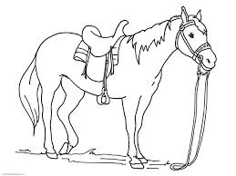 Small Picture Coloring Pages Horses Colouring Pages Mustang Mare Coloring Page