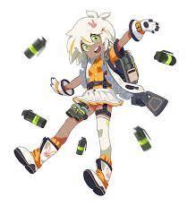 ArtStation - 3 characters , Yang waterkuma | Cute anime character, Character  illustration, Pokemon trainer costume