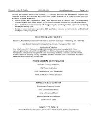 resume specialist