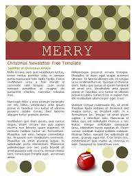 Christmas Letterhead Templates Free 7 Free Christmas Letter Templates And Ideas