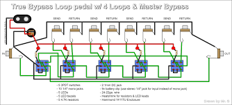 reload this page diy triple true bypass loop archive guitar forums