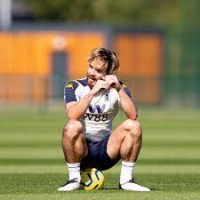 Jack Grealish: 'I am a footballer but I ...