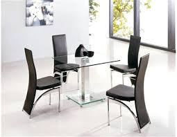 glass table with 4 chairs dining table 4 chairs glass round glass kitchen table with 4