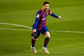 Leo messi is the best player in the world. Eighth Pichichi For Leo Messi