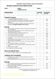 Safety Audit Checklist Safety Audit Report Template Incloude Info