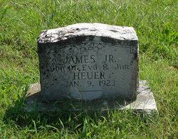 James Heuer Jr. (1923-1923) - Find A Grave Memorial