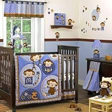 mini cribs bedding sets crib for boy boys 6